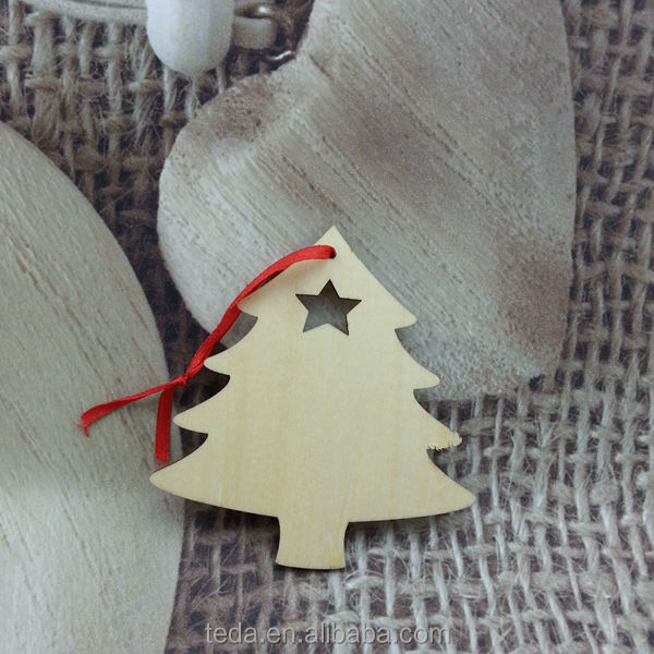 art minds wood crafts wood hanging ornament for christmas