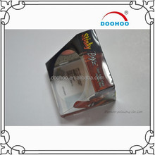 Special shaped plastic packaging boxes wholesale
