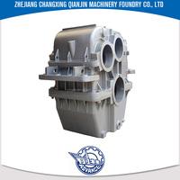 HT250 Gray iron D800 Marine gearbox CASTING HT250 Gray iron