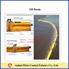 PVC tarpaulin oil boom