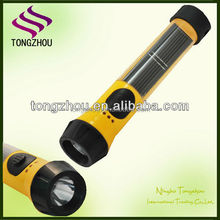 Solar Lite - Hybrid Flashlight
