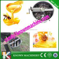 4 Frames munual honey extractor/honey bee processing equipment