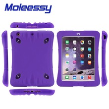 Waterproof skull case for ipad mini