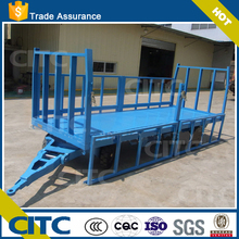 2015 China factory hot sale various farm trailer applicable to tractor for sale