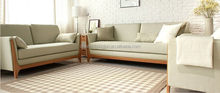 Fashion stylish colorful wooden sofa furniture