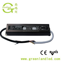 CE ROHS Aluminium shell IP20 5A 12V 200W Constant Voltage strip waterproof led power supply