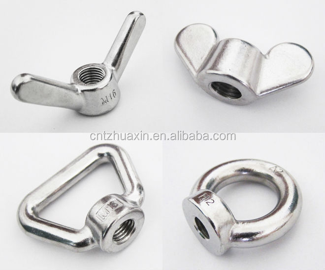 Stainless steel aisi square u bolt pipe clamp