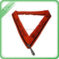 Silk screen printing custom design fancy medal ribbon wholesale