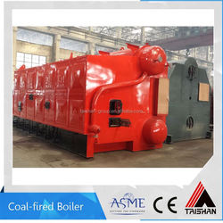 Made In China For Feed Mill Coal Fired Steam Boiler Equipment