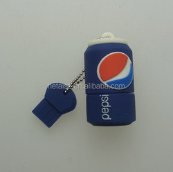 make coke can usb flash drive factory price
