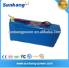 lithium battery for electric bike 72V 40ah for electronic car and electronic boat golf car battery