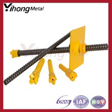 YH T76 self drilling Hollow anchor rod