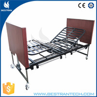 BT-AE032 Hospital ICU Parts For Electric Adjustable Fold Bed, Home Care Patient Bed Price, CE Approved