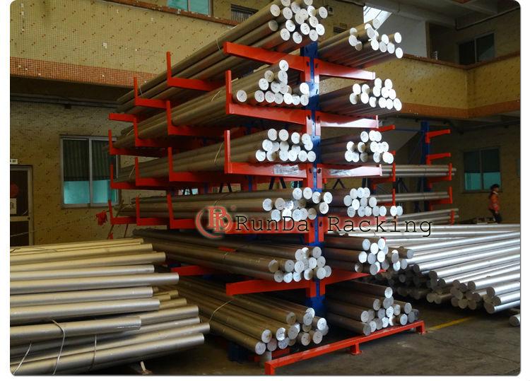 warehouse rack shelf shelves Sided cantilever rack (6)