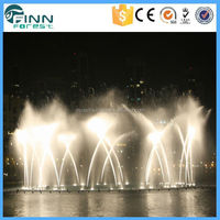 2015 fountain project floating lake music fountain
