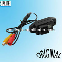 Waterproof spare part car rear camera connect for electric car