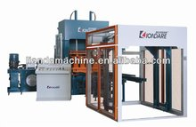 QT8-15 Automatic Concrete block &Brick Machine