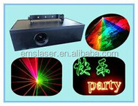 RGB full color animation laser light powerful laser light party laser light with DMX512
