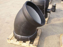 Ductile Iron Double socket bends