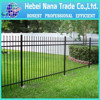 outdoor new Aluminum adjustable fencing for residential or garden