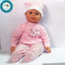 Hot selling beautiful 18 inch soft bodied doll