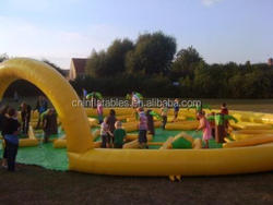 Inflatable games/CRAZY GOLF