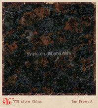 Tan brown polished granite tiles,slabs,countertops,vanity tops