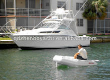10ft aluminum boat inflatable with CE standard