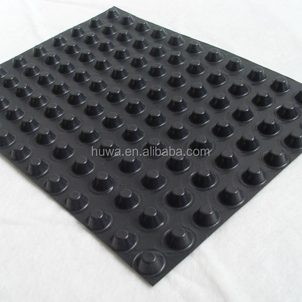 basement dimpled waterproof membrane sheet view dimpled waterproof