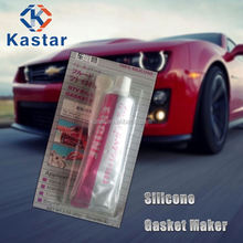 high qulity cheap price high-temp resistant rtv silicone sealant clear for gearbox housing