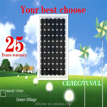 Factory direct sale 250W Mono Solar Panel in China with high quality