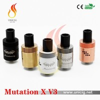 2014 new products Indulgence Mutation X e cigarette