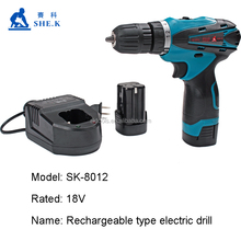 Power tools 18v electric drill