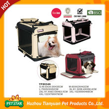 Oxford Foldable Large Dog Carriers