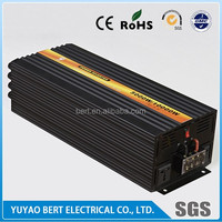 5000W power supply DC to AC solar panel inverter with battery charger