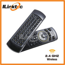 Hottest Universal IR Infrare Remote Control with Keyboard Air Mouse for Smart TV