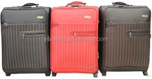 factory easy carry on duffle bag travel trolley luggage bag &global way suitcase and luggage