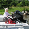 15HP outboard motor for sale