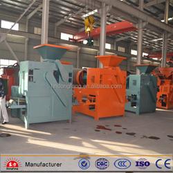 Large pressre heavy duty carbon balck ball briquette machine