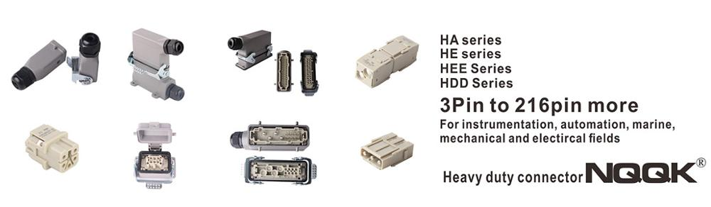 nqqk heavy duty connector