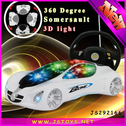 new arrival rc stunt toys car 360 degrees,remote control stunt car,sound dancing lights car for sale