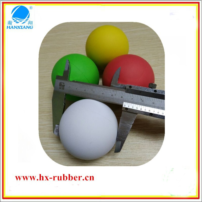 rubber silicone bouncing ball 4