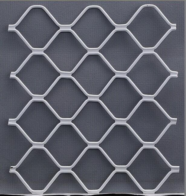 Interior Security Aluminium Window Grill Design View
