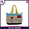 2015 eco friendly small cute tote bag for school girl