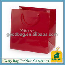 candy stripe paper bags wholesale,china manufactory,MJ-0718-K,
