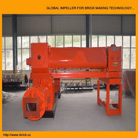 High working efficiency full automatic clay block machine