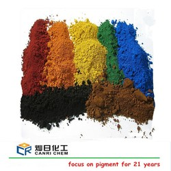 Bayers pigments iron oxide red yellow blue greena nd black cement colour for traffic paint/making paint/ceramic/brick