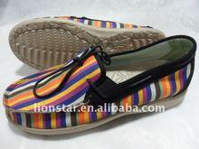 2012 hot selling EVA men canvas casual shoes