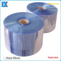 Plastic package PET PVC PP rigid film for fresh keeping