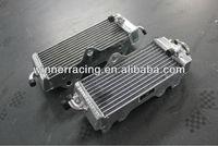 alloy aluminum radiator for Yamaha YZ125 YZ 125 2-stroke 1993-1995